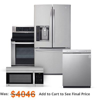 Find Great Savings On Kitchen Appliance Packages That Include Refrigerators Dishwashers Ranges And Small Kitchen Appliances Like Mixers And Blenders