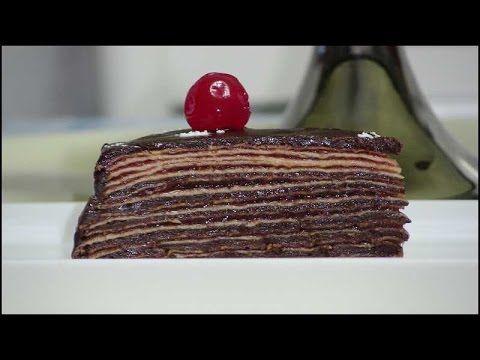 Tarta de chocolate, la más fácil del mundo