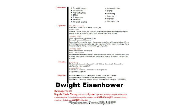 1000 images about Resumes on Pinterest