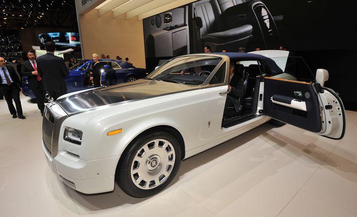 2012 Rolls-Royce Phantom Series II