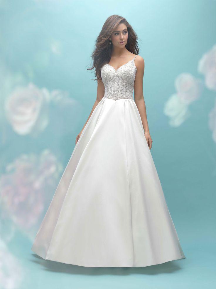 31 best Allure Bridal Wedding Dresses images on Pinterest | Wedding ...