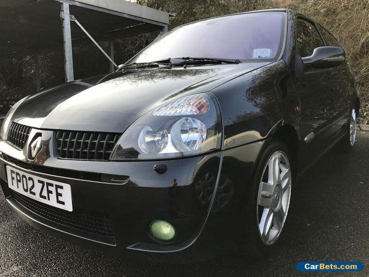 Renault Clio 172 sport 2.0 2002 #renault #clio #forsale #unitedkingdom