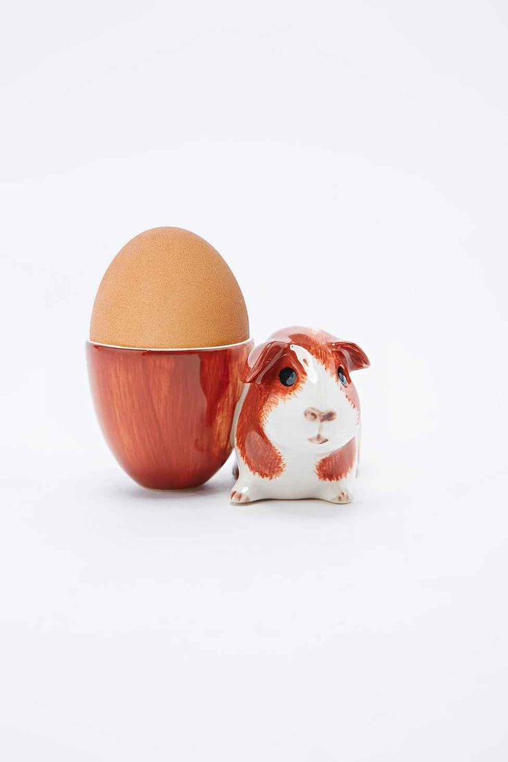 Dutch Guinea Pig Egg Cup
