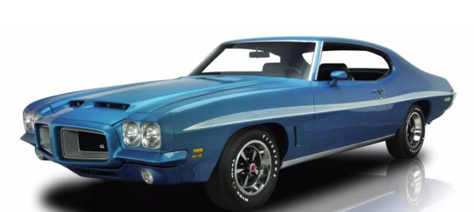Powerful Cheap Muscle Cars