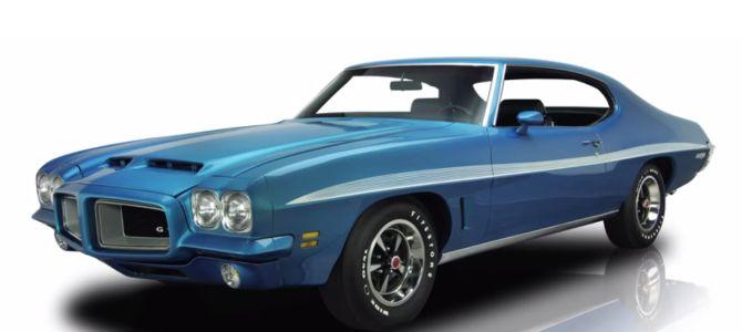 Powerful Cheap Muscle Cars