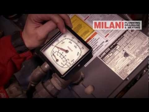 Boilers Pressure levels - MILANI   http://www.milani.ca