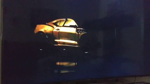 Stylish Wheels - Knight Armor Bumblebee TV Commercial for Transformers The Last Knight Toy