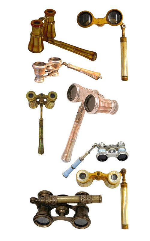 Opera Glasses-would love a pair of these <3
