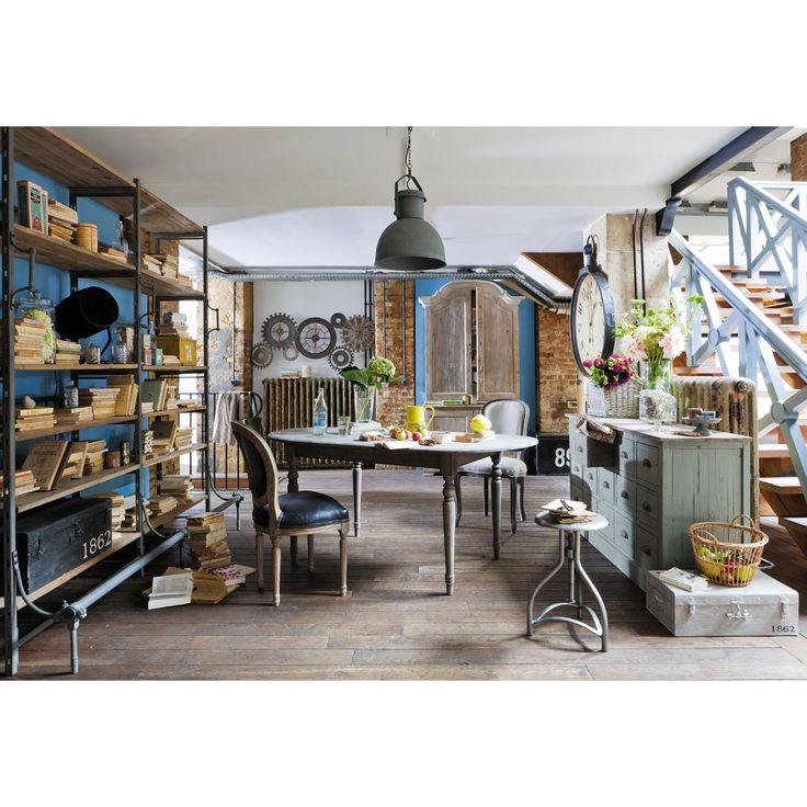 les 184 meilleures images du tableau maison du monde ambiances sur pinterest maison du monde. Black Bedroom Furniture Sets. Home Design Ideas