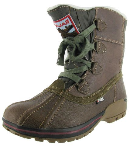 Pajar Banff Men's Snow Boots Hiking Outdoor Waterproof | Streetmoda. More Pajar Winter boots for men & women at Streetmoda http://www.streetmoda.com/collections/pajar