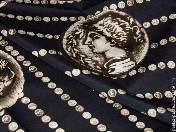 Купить -20% D&G оригинал поплин хлопок , Италия - итальянские ткани, ткани для шитья