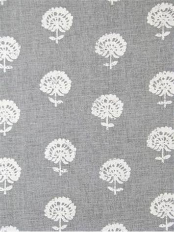 Hand Flora Greystone - for low chair