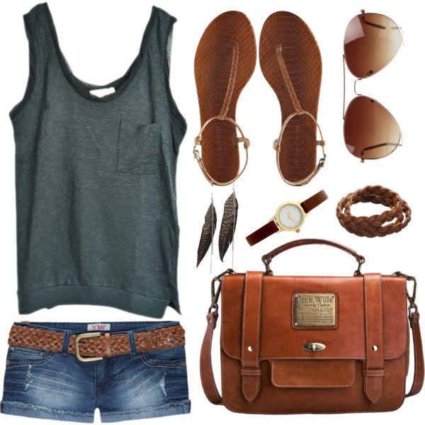 """""""Wardrobe Staples: Summer Sandals"""" by sammiexoxoxo on Polyvore"""