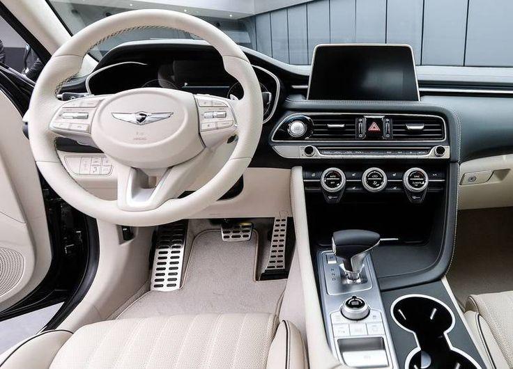 2018 Genesis G70 Review, Korean midsize luxury sport sedan