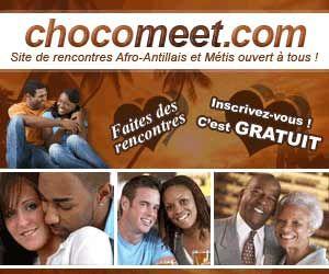 ChocoMeet : site de rencontre africain, black et métis