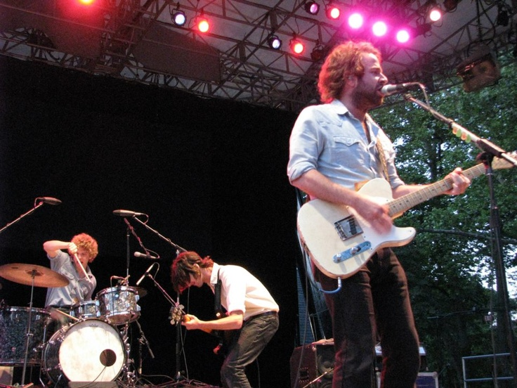 Some live coverage of Dawes and Kurt Vile in New York.