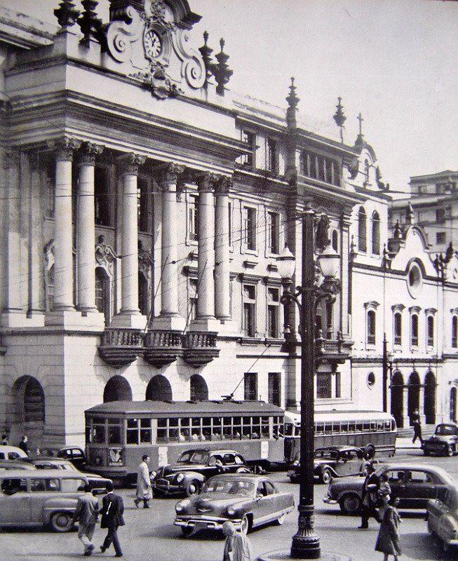 Faculdade Direito Largo S.Francisco - 1938