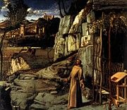 "New artwork for sale! - "" St Francis In Ecstasy 1485 by Bellini Giovanni "" - http://ift.tt/2jjkmrm"