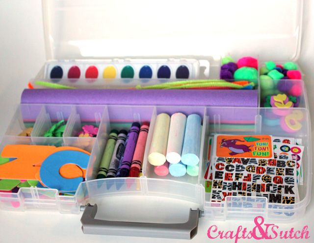 Crafts & Sutch: Birthday Party Gift Idea