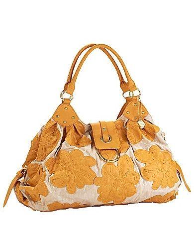 Purses, purses: Chanel Handbags,  Postbag, Cute Purses, Bags Pur, Design Handbags Design, Summer Bags, Purses Bags, Yellow Flower, Big Buddha