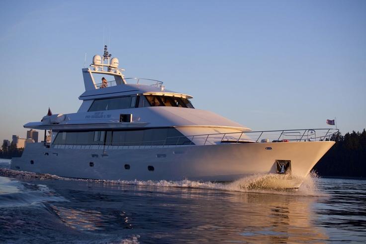 #Yacht, Yacht, #YachtCharter, Yacht Charter  Sailing off Vancouver! #SpiritYachtCharters, Spirit Yacht Charters