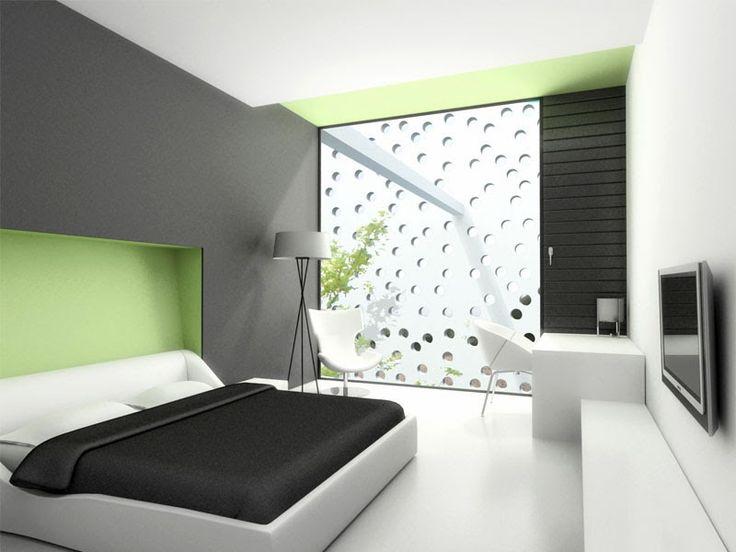 nice Model Kamar Tidur Minimalis Simple Terbaru 2015 Desain Kamar Tidur Sederhana