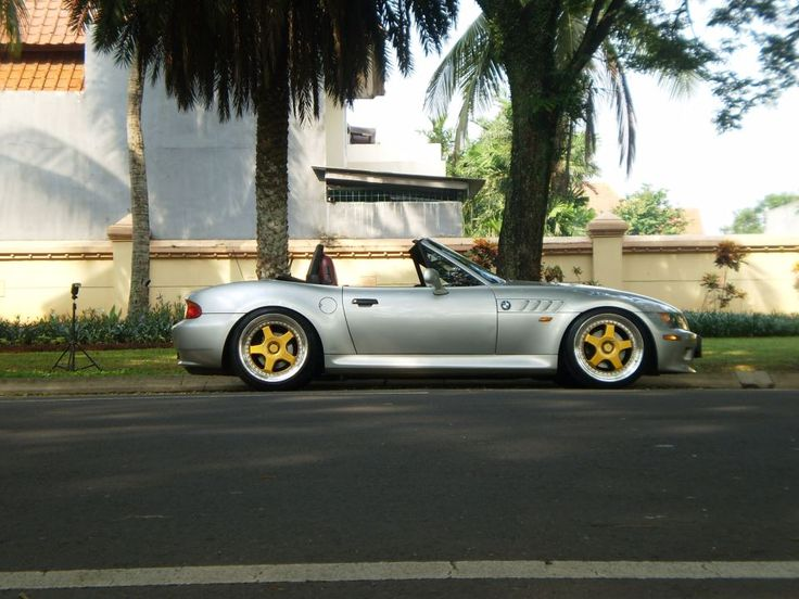 "BMW Z3 Roadster from Indonesia w/ Hamann PG1 OZ 3pcs ""18 - StanceWorks"