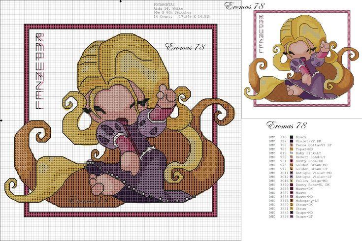 rapunzel chibi.jpg (JPEG-afbeelding, 3152×2100 pixels)
