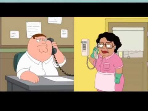 Consuela, I love you