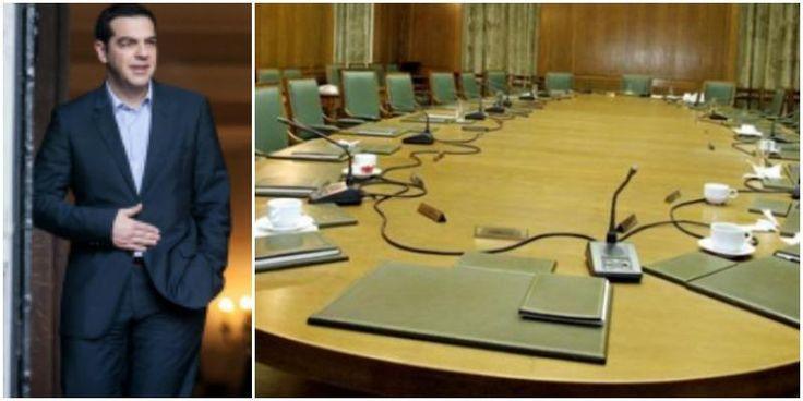 22.08Η νέα σύνθεση της κυβέρνησης μετά τον ανασχηματισμό. Η ορκωμοσία της νέας κυβέρνησης θα γίνει αύριο Σάββατο γύρω στις 12 το μεσημέρι, ενώπιον του προέδρου της Δημοκρατίας.Πρωθυπουργός: Αλέξης ΤσίπραςΑντιπρόεδρος της Κυβέρνησης: Γιάννης Δραγασάκης1. Υπουργείο ΕσωτερικώνΥπουργός: Πάνος ΣκουρλέτηςΑναπληρωτής υπουργός Προστασίας Πολίτη: Νίκος ΤόσκαςΥφυπουργός Μαρία Κόλλια-Τσαρουχά2. Υπουργείο Διοικητικής ΑνασυγκρότησηςΥπουργός: Ολγα Γεροβασίλη