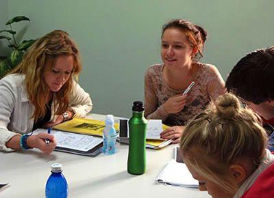 CILS preparation course at Parola school