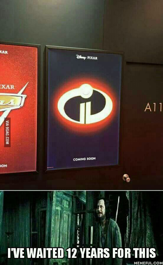 Found this at my local cinema - 9GAG