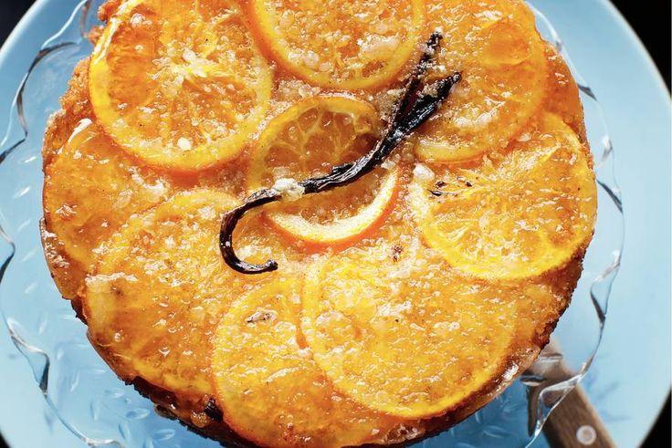 Kijk wat een lekker recept ik heb gevonden op Allerhande! Sinaasappel-amandeltaart