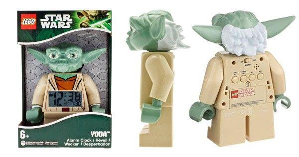 ¡FRIKICHOLLO! Despertador Lego Star Wars de Yoda por solo 23.97€ ¡40% de descuento!  ¿Buscas un reloj despertadorbarato? Consigue aquí el Lego Star Wars de Yoda Hace solamente unos días se celebró en todo el mundo el Día del Orgullo Friki, si no te acordaste y no te diste un 'caprichito' o no le hiciste un regalo a ese amigo super friki que tienes aun estás a...