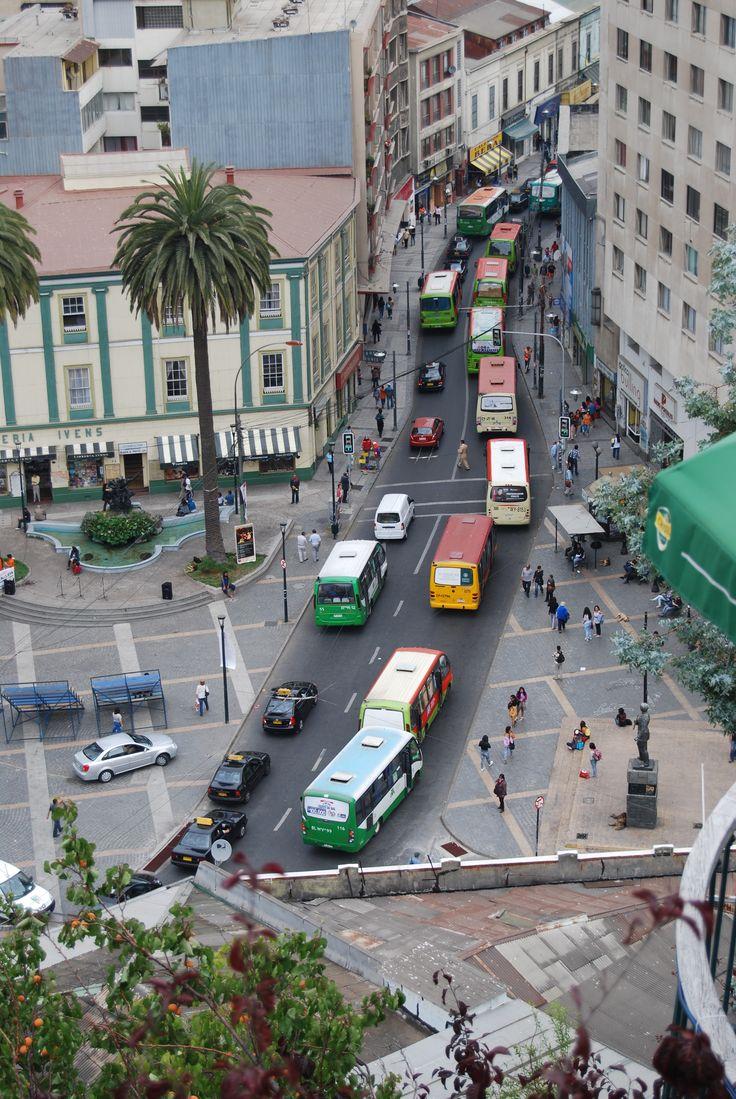 El Plan de Valparaiso, Chile  To learn more about #Valparaiso | #CasablancaValley click here: http://www.greatwinecapitals.com/capitals/valparaiso-casablanca-valley