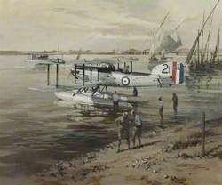 Faireys on the Nile, Egypt