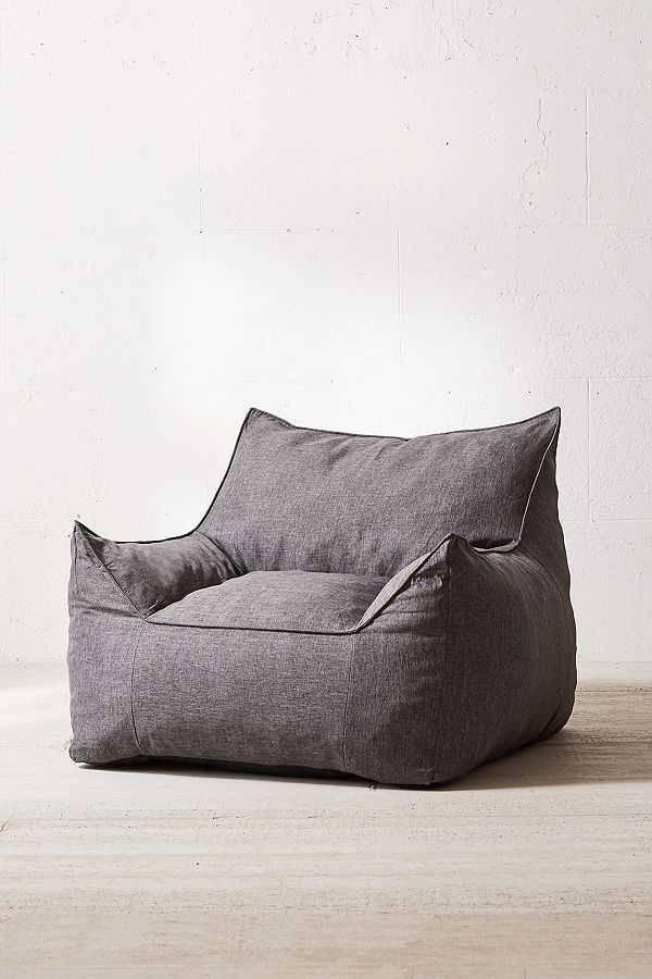 Slide View: 3: Larson Soft Lounge Chair