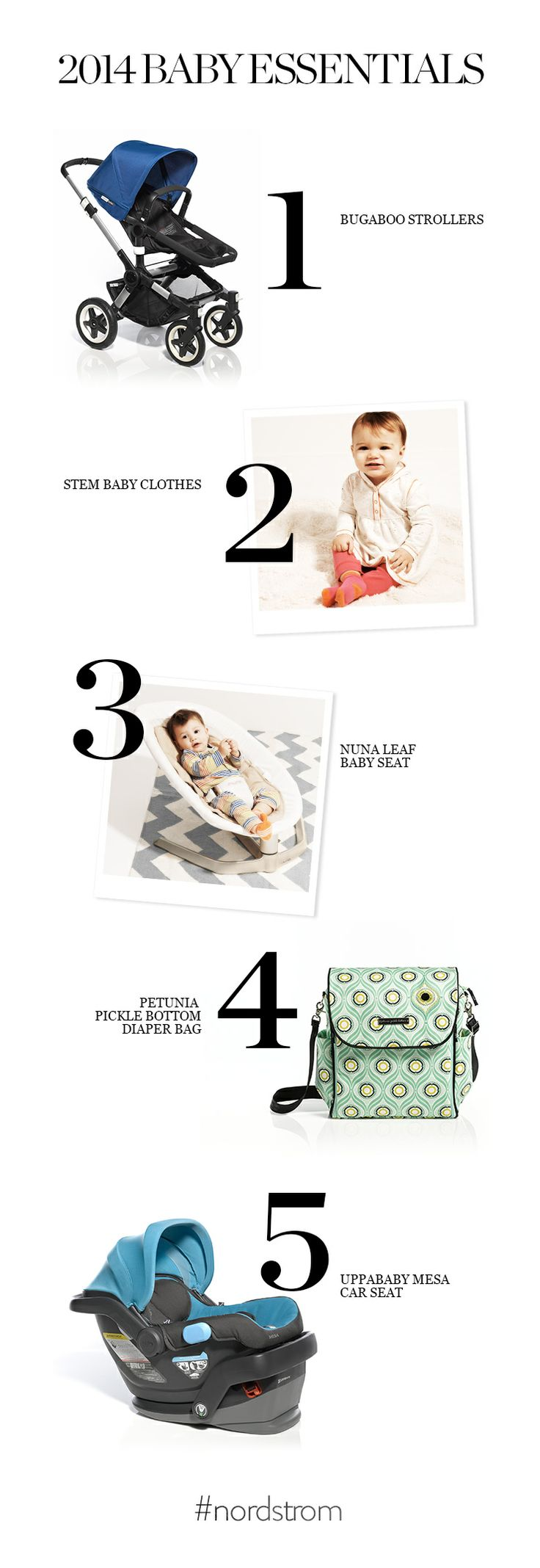 New Mom Baby Gear Essentials Checklist