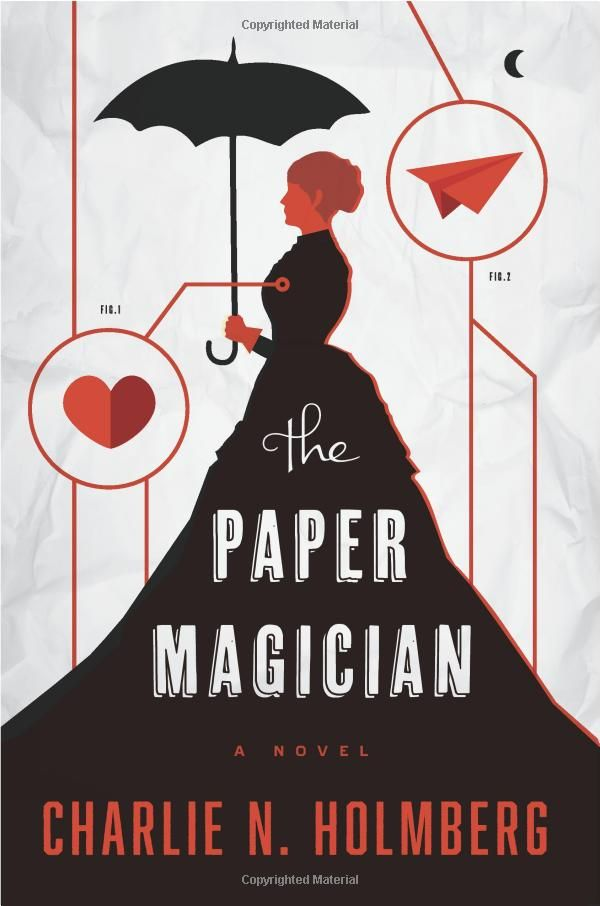 The Paper Magician (The Paper Magician Series): Charlie N. Holmberg: 8601401515869: Amazon.com: Books