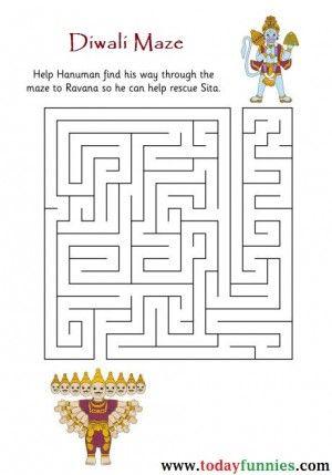 Help #Hanuman To Find His Way To #Ravana...! | Today Funnies