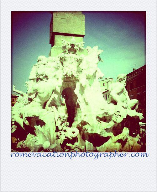 #Rome Vacation Photographer #Piazza #Navona