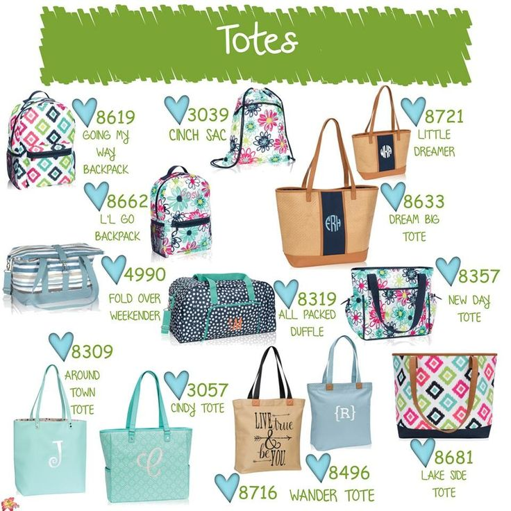 Totes! Thirty one