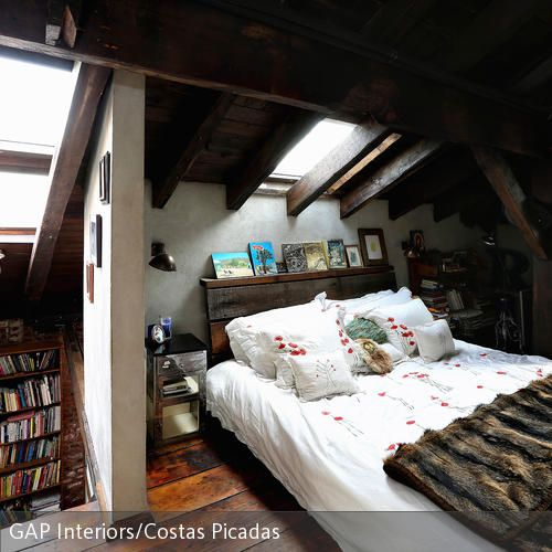 237 besten Dachboden Ausbau Bilder auf Pinterest Dachgauben - dachgeschoss ausbauen tolle idee wie sie den platz nutzen konnen