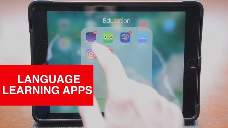 5 best free language learning Apps - YouTube