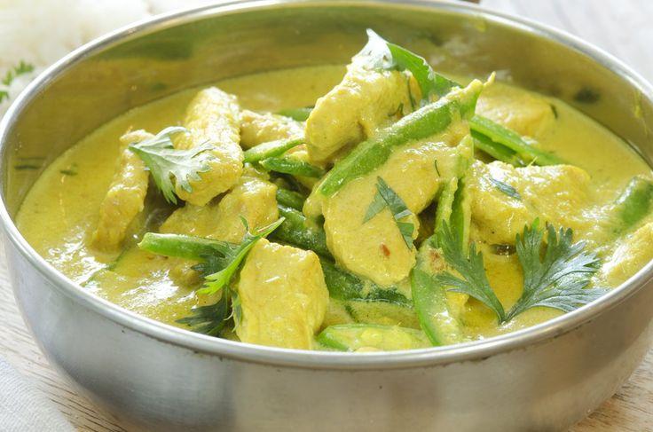 Lettvint og kjapp curry til travle hverdager