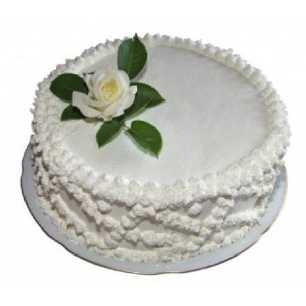 #Vanilla Cake It is quite an easy way to make him/her feel very #special. However, you can surprise him/ her by sending this #delicious vanilla cake and convey your #feelings.