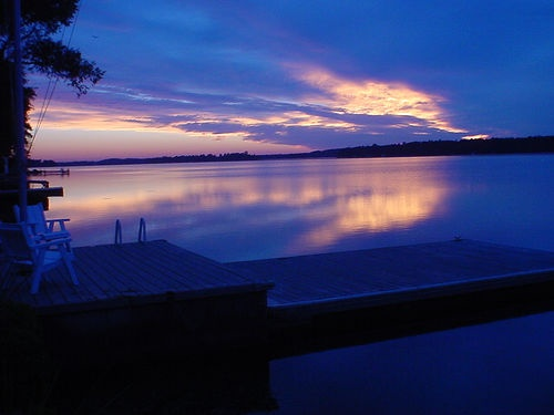 Sunrise - Clear Lake, Kawarthas