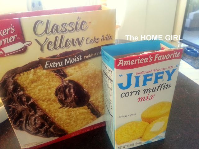 Recipe Our Best Bites Cornbread Cake Mix