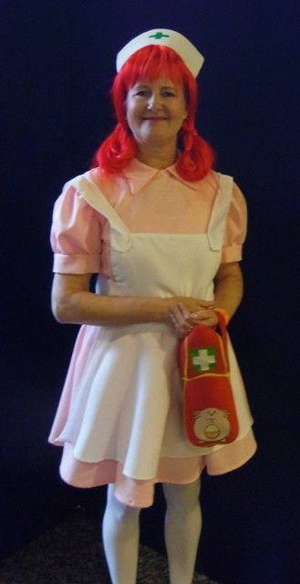 Nurse Joy costume (Pokémon)
