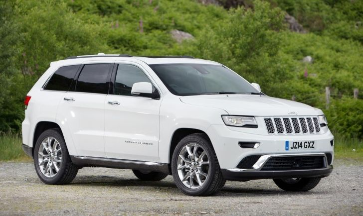 Jeep UK Giving Away Free Flights to New York with Every Grand Cherokee